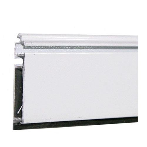 Lama para persiana de aluminio blanco de 2000x50x9 mm