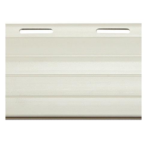 Lama para persiana de pvc beige de 1500x50x14 mm