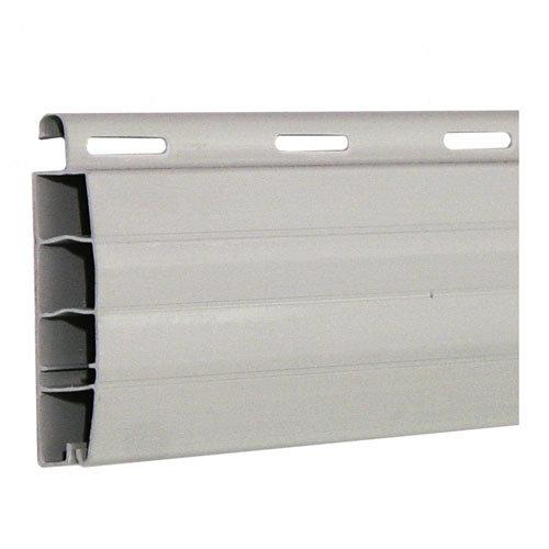 Lama para persiana de pvc gris / plata de 1500x50x14 mm
