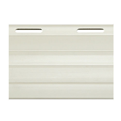 Lama para persiana de pvc beige de 2000x50x14 mm