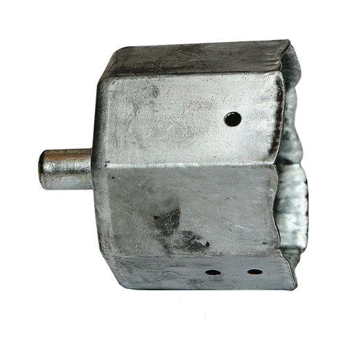 Contera para eje de persiana de acero de 12 mm de ø de espiga