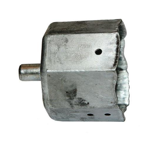 Contera para eje de persiana de acero de 10 mm de ø de espiga