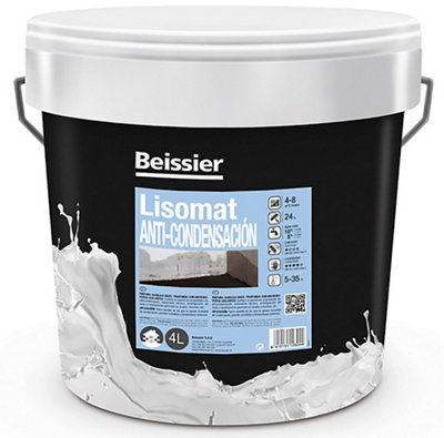 Pintura Lisomat anticondensación BEISSIER 4 l