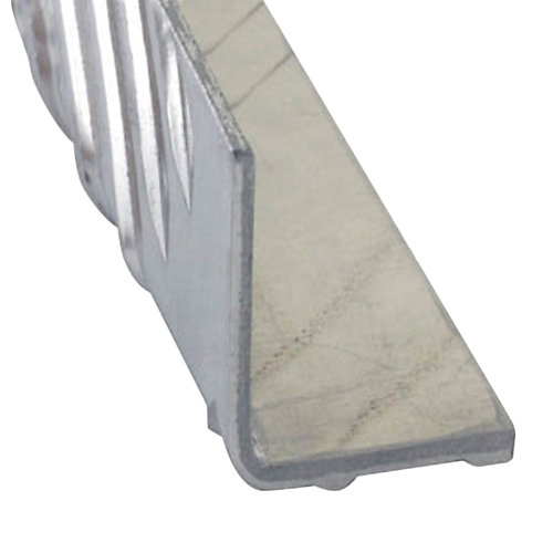 Perfil forma en l de aluminio en bruto en bruto