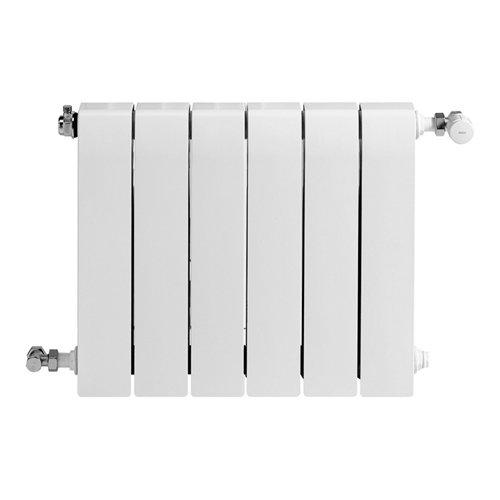 Radiador de agua caliente baxi dubal 70 6 elementos