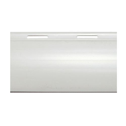 Lama para persiana de pvc blanco de 1500x37x8 mm