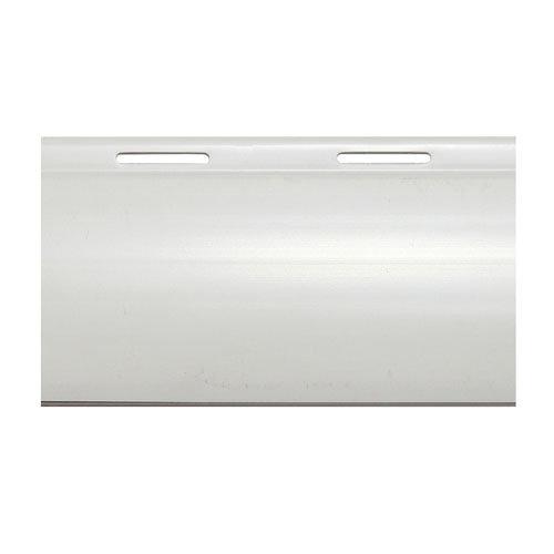 Lama para persiana de pvc blanco de 2000x37x8 mm