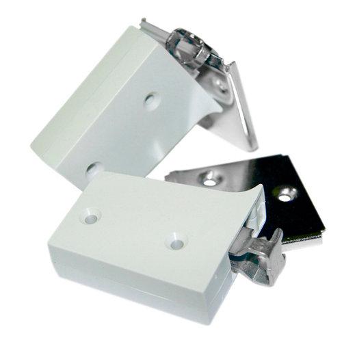 Kit soportes colgar muebles atornillar de 7x4x2 cm