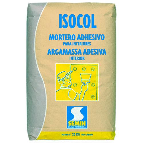 Pasta de agarre isocol 25 kg