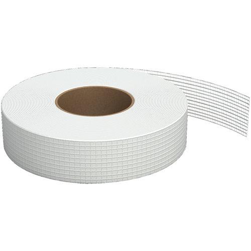 Rollo cinta de juntas 50 mm de 75 m de largo