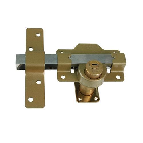 Cerrojo de seguridad llave de 26 mm ancho martelé