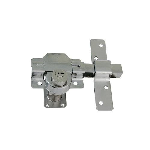Cerrojo de seguridad llave de 26 mm ancho cromado