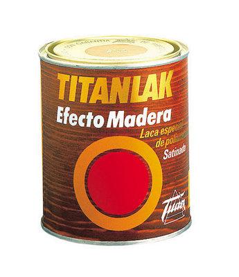 Esmalte imitación madera interior/exterior 0.75 l