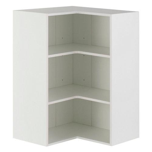 Mueble alto rincón cocina delinia blanco 65 x 90 cm (ancho x alto)