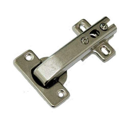 2 bisagra de cazoleta rectas/en linea de acero y 35 mm diametro
