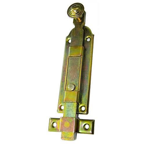 Pestillo de puerta m. pascual en acero bicromado