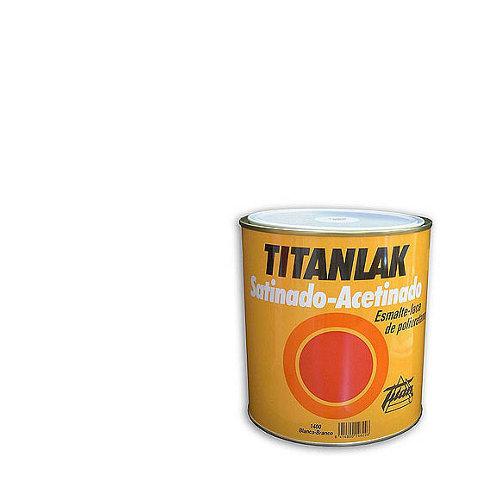 Esmalte sintético titanlak blanco satinado 2,5l