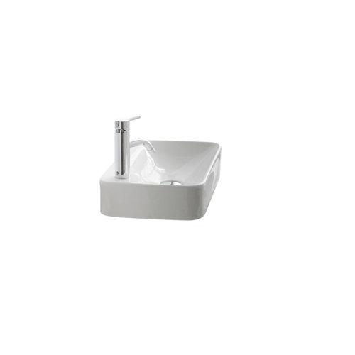 Lavabos blanco 46x13x34 cm