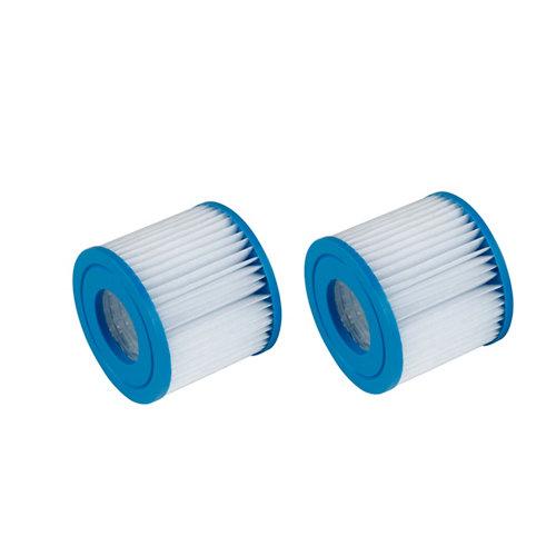 Pack 2 unidades recambio de cartucho para filtro de 2000 l/h