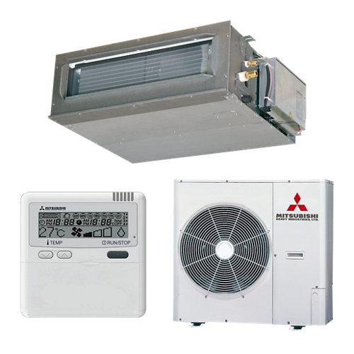 Aire acondicionado conductos mitsubishi fdum71vn 6100 fg