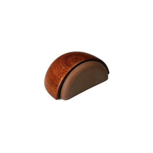 Tope de puerta para fijar en el suelo sapelly 4,8x2,4x3,5 cm