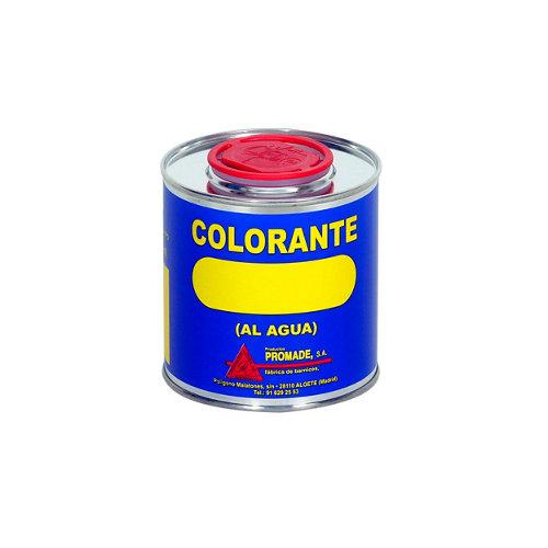 Colorante al agua amarillo 0,125l