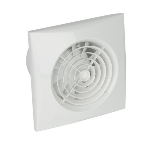 Extractor de aire s&p para baño silent c100 cz