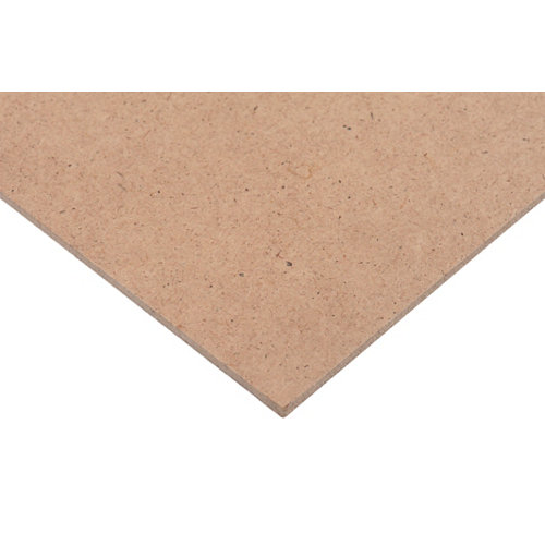Tablero de mdf crudo 61x122x0,3 cm (anchoxaltoxgrosor)