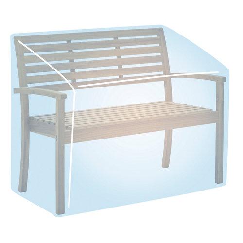 Funda de protección para sillas de 100 % poliéster 161x61x92 cm