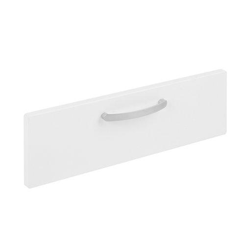 Frente módulo cocina delinia toscane blanco 45x14 cm