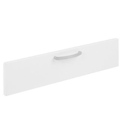 Frente módulo cocina delinia toscane blanco 60x14 cm
