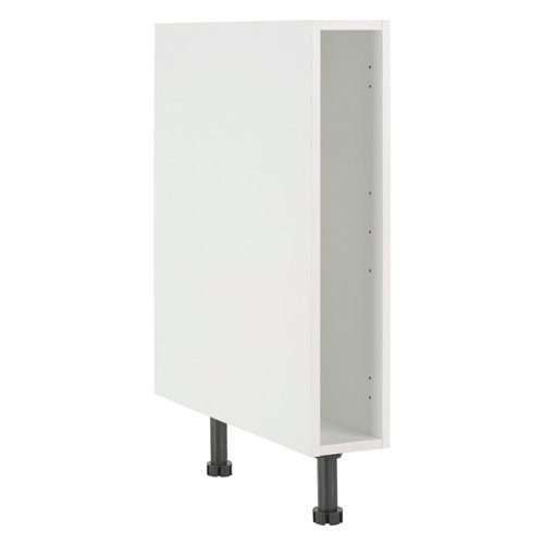 Mueble bajo cocina delinia blanco 15 x 70 cm (ancho x alto)