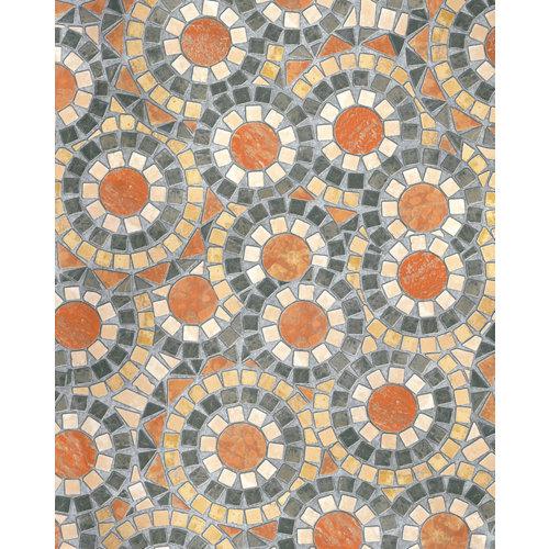 Mini rollo de papel autoadhesivo piedra pinatra 45x200 cm