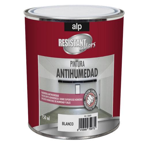 Pintura antihumedad alp blanco 0,75l