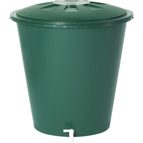 Deposito de agua redondo 510l verde