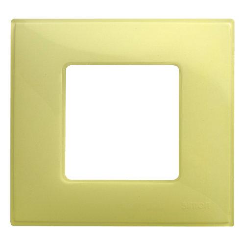 Marco individual simon 27 neos amarillo mate