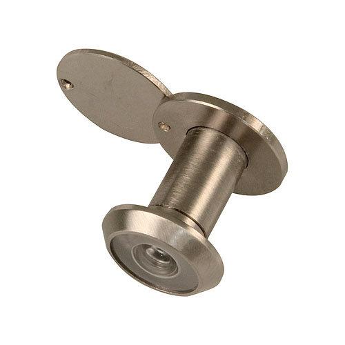 Mirilla dorada de 14 mm de ø para puertas de 25 a 42 mm