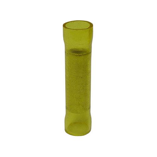 Pack de 10 terminales de empalme amarillos 23/4-6 mm2