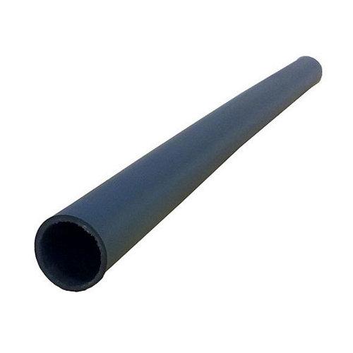 Tubo rígido de pvc negro de 16 mm 2,4 m