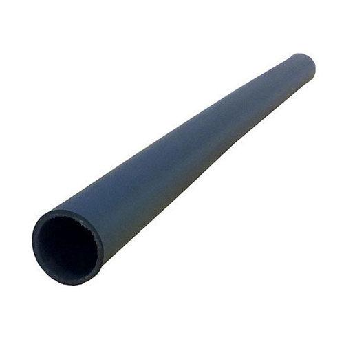 Tubo rígido de pvc negro de 25 mm 2,4 m