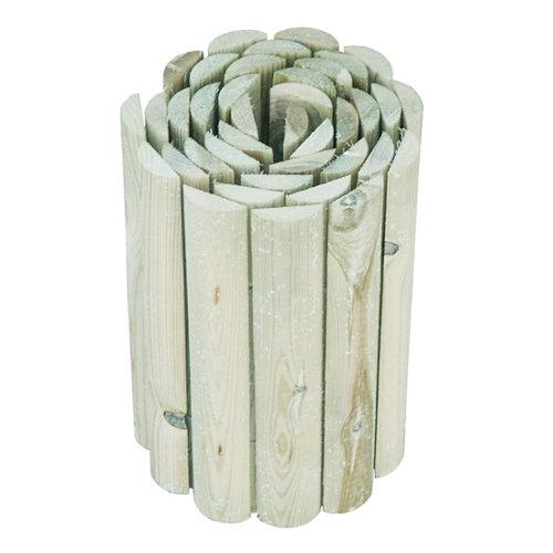 Bordura para plantar de madera 30x180 cm
