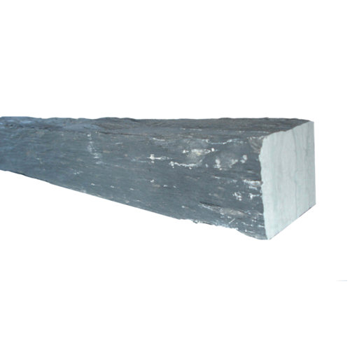 Bordillo pizarra cuadrado 100 cm