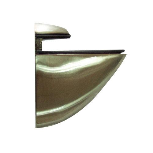 2 soporte clip para balda para baldas de mm y 10 kg de carga máx
