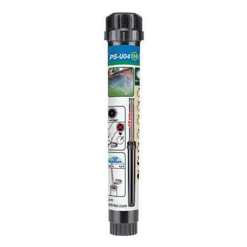 Difusor de riego hunter de 360 grados y 4.1 m de alcance