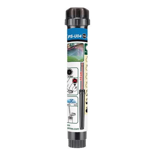 Difusor de riego hunter de 360 grados y 5.5 m de alcance