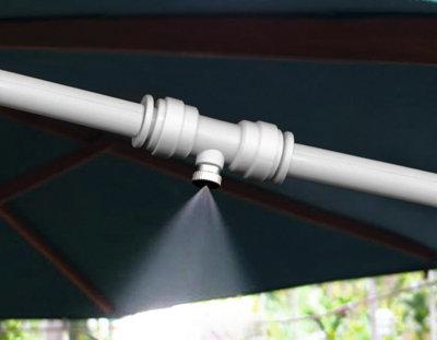 Kit De Nebulización Jardibric Polipropileno 4 6 X 6mm Leroy Merlin