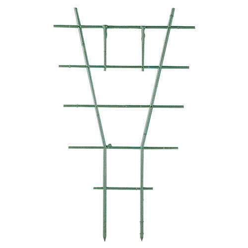 Soporte para plantar de pvc de 0.5m de alto y 4 mm de diámetro