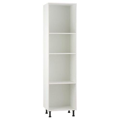 Mueble columna delinia blanco 60 x 220 x 58 cm (ancho x alto x profundo)