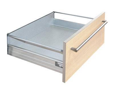 Cacerolero de cocina DELINIA de metal 90 x 28 cm