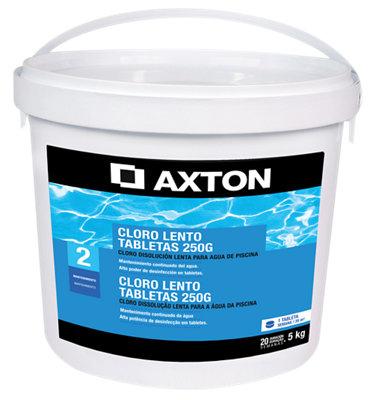 Cloro Axton Pastilla 5 Kg Leroy Merlin